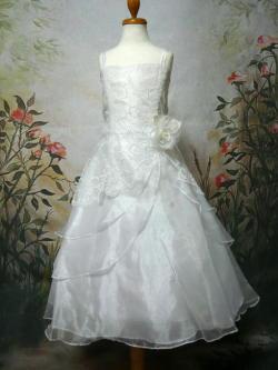 子供ドレス レミ ホワイト