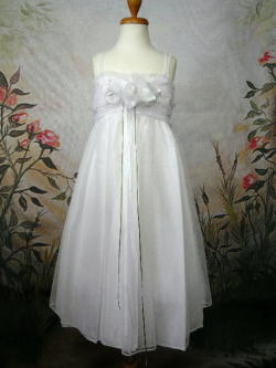 子供ドレス レディ ホワイト