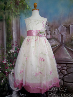 子供ドレス ジェーン ピンク