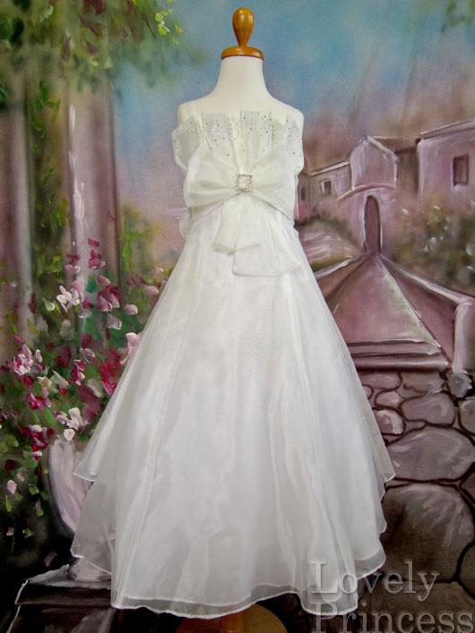 子供ドレス フェリシア アイボリー