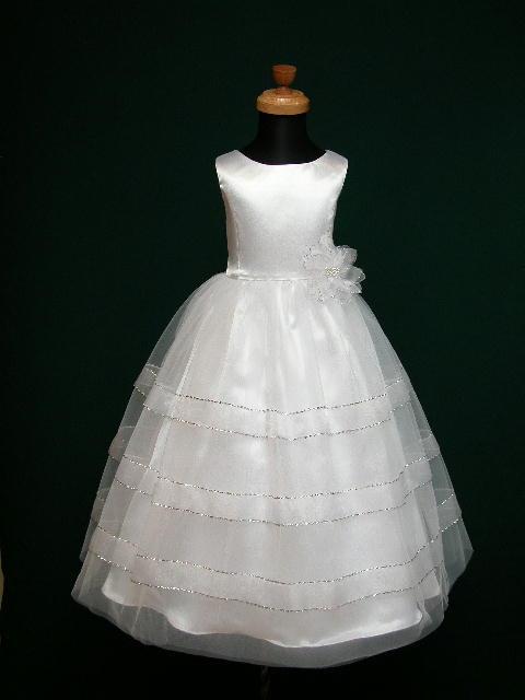 子供ドレス ノベラ ホワイト1