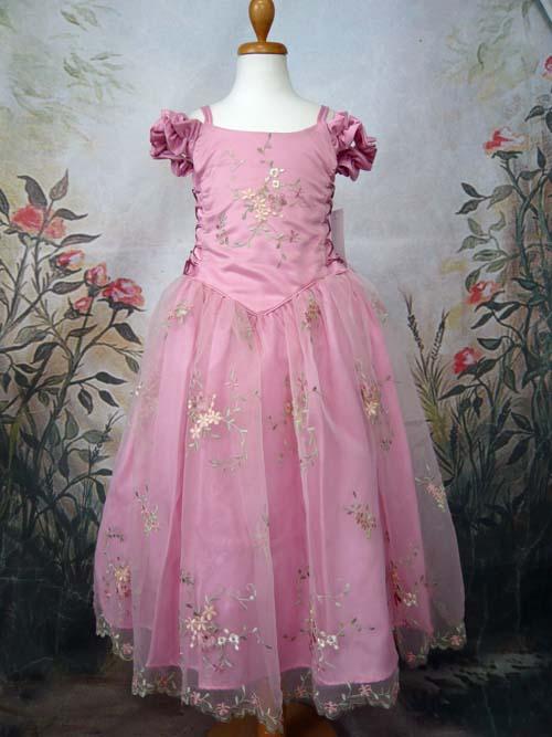 子供ドレス メイシー ピンク