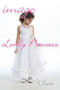 子供ドレス パステル