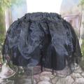 浴衣ドレス用パニエ(32584) ブラック