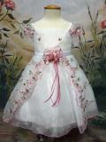 ベビードレス シンデレラ ピンク
