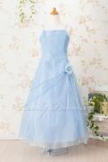 子どもドレス・ジュニアドレス リンダ ブルー
