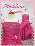 子供ドレス マドレーヌ フューシャ