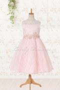 子どもドレス エヴァ ピンク