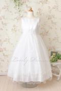 子供ドレス クララ ホワイト