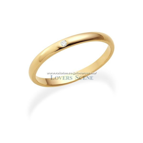 【刻印無料】◆Lovers & Ring ラバーズリング◆K10ピンクゴールドリング~お好きな素材やカラーが選べる~【LSR0601DPK】