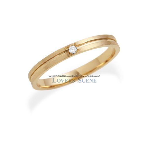 【刻印無料】◆Lovers & Ring ラバーズリング◆K10ピンクゴールドリング~お好きな素材やカラーが選べる~【LSR0602DPK】