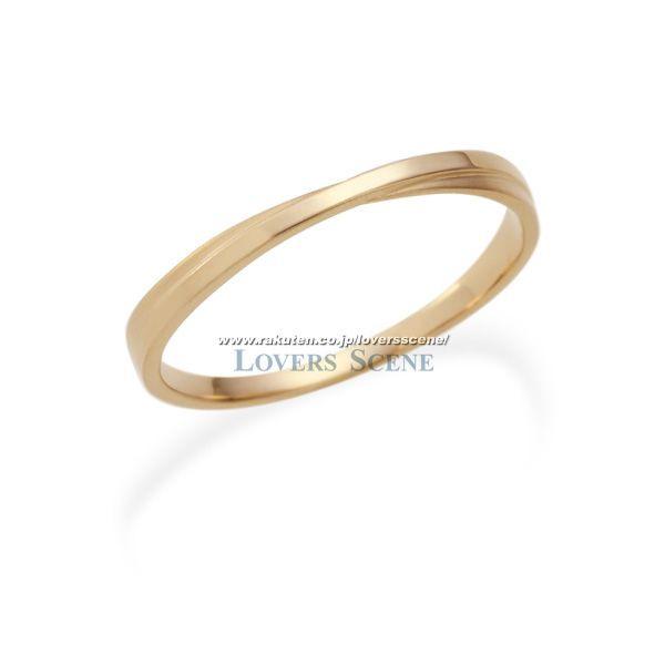 納期約3週間【刻印無料】◆Lovers & Ring ラバーズリング◆K10ピンクゴールドリング~お好きな素材やカラーが選べる~【LSR0604PK】