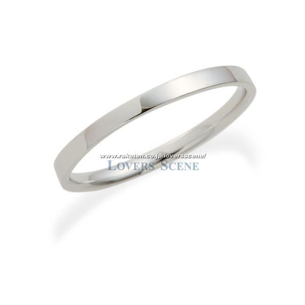 ◆納期約4週間◆【刻印無料】◆Lovers & Ring ラバーズリング◆K10ホワイトゴールドリング~お好きな素材やカラーが選べる~【LSR0605WG】
