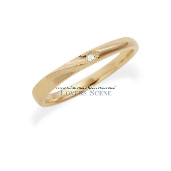 【刻印無料】【裏石対応】◆Lovers & Ring ラバーズリング◆K10ピンクゴールドリング~お好きな素材やカラーが選べる~【LSR0650DPK】