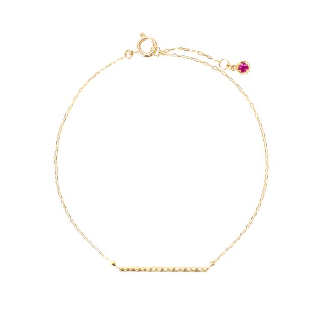 RITA Jewelry 誕生石が選べるブレスレット