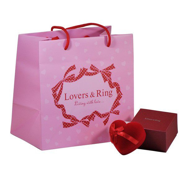 Lovers&Ring 単品 有料ラッピング