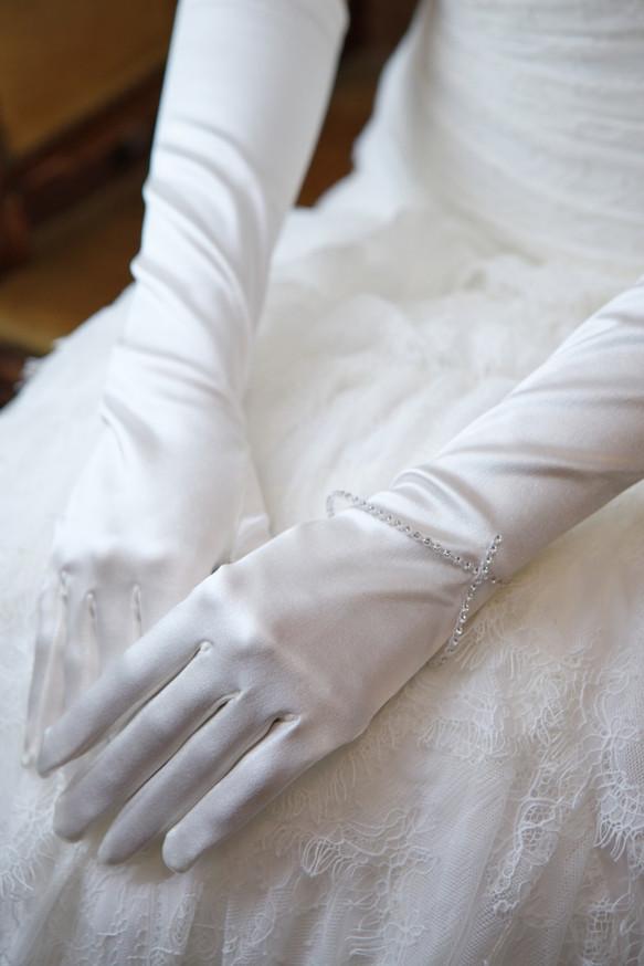グローブ 手袋 ウエディング ブライダル 結婚式