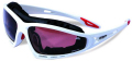 RG4000 WHITE/RED