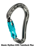 Bionic Mythos HMS Twistlock Plus - マムート(mammut)