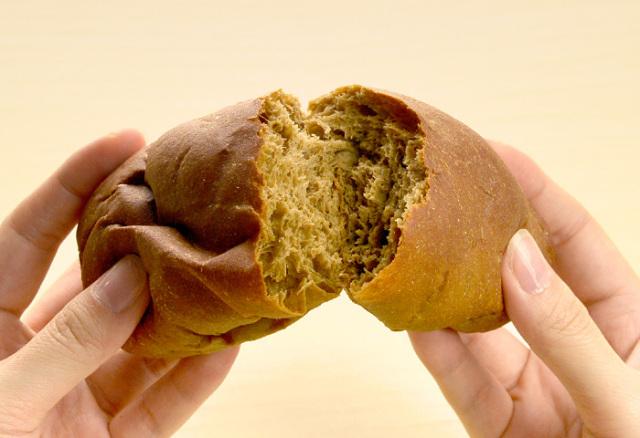 ドクター荒木の健康小麦ふすまパン【ロールパン(プレーン)】手で割る