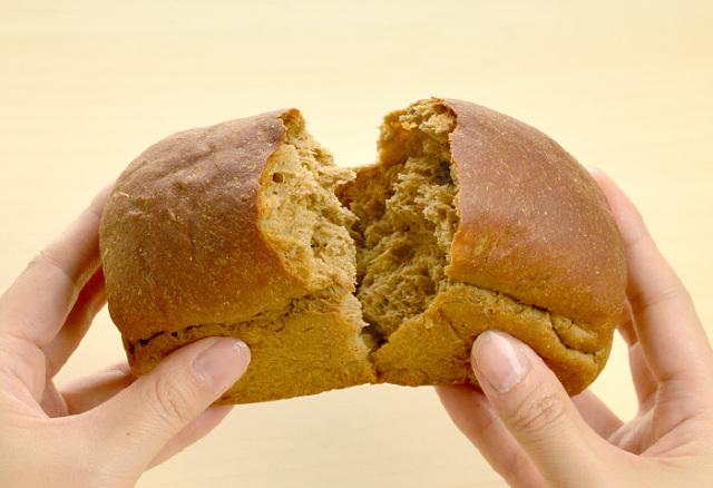 ドクター荒木の健康小麦ふすまパン【ミニ食パン】手で割る