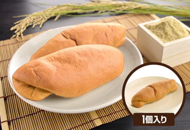 ドクター荒木の健康米ぬかパン【米ぬかロールパン】イメージ