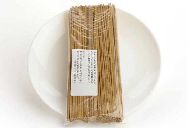 ドクター荒木の健康小麦ふすまシリーズ【ブランヌードル】個包装・裏