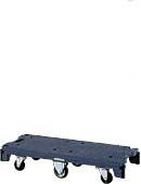 R型キャリーカート ベースのみ (No75181) | W1300XD430 ≪送料無料≫