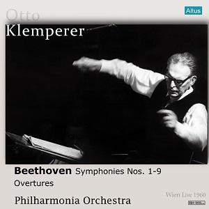 【完売御礼】 LPレコード クレンペラーのベートーヴェン/交響曲全曲演奏会(1960年 ウィーン芸術週間)