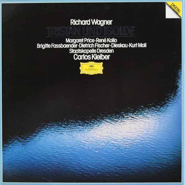 クライバーのワーグナー/「トリスタンとイゾルデ」全曲 独DGG 3103 LP レコード