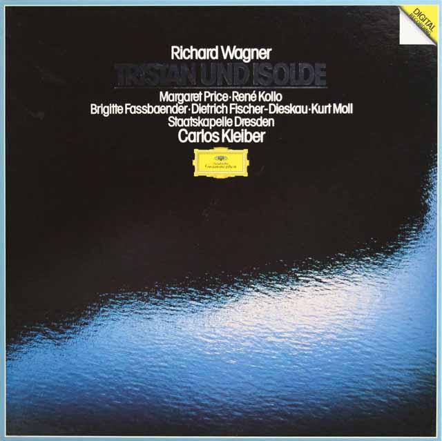 クライバーのワーグナー/「トリスタンとイゾルデ」全曲 独DGG 3230 LP レコード