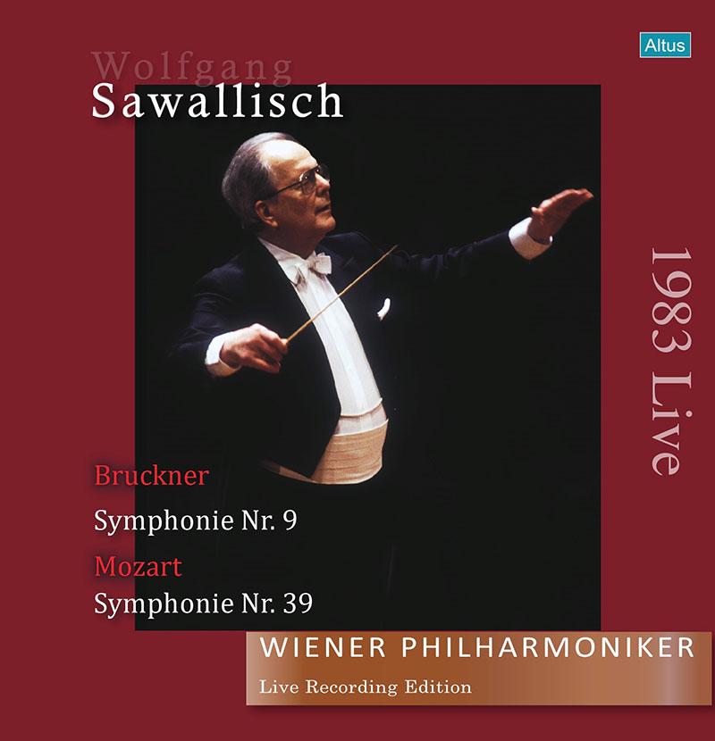 【LPレコード】 サヴァリッシュ&ウィーン・フィル 1983年ザルツブルク・ライヴ <完全限定生産盤> ALTLP124/25 2LP