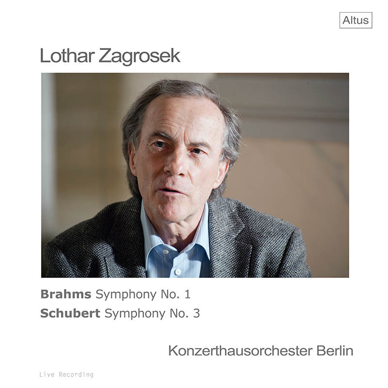 【LP レコード】 ツァグロゼクのブラームス/交響曲第1番ほか <完全限定生産盤> ALTLP149/150 2LP
