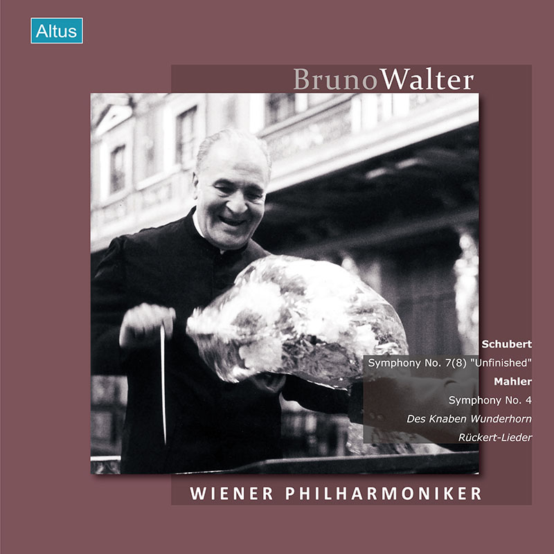 【LP レコード】 ワルター/ウィーン・フィル 1960年告別演奏会 <完全限定生産盤/国内プレス> ALTLP153/154 2LP