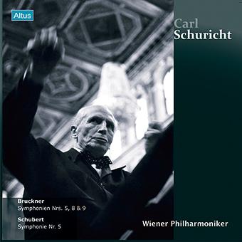 【追加限定販売】シューリヒト&ウィーン・フィルのブルックナー/交響曲ライヴ集成 ALTLP057 6LP LP レコード