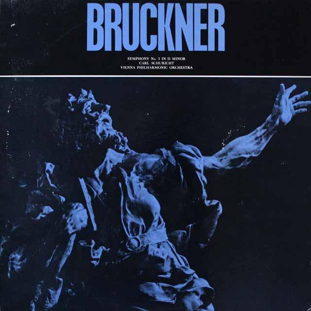 シューリヒトのブルックナー/交響曲第3番  豪WRC  2637 LP レコード
