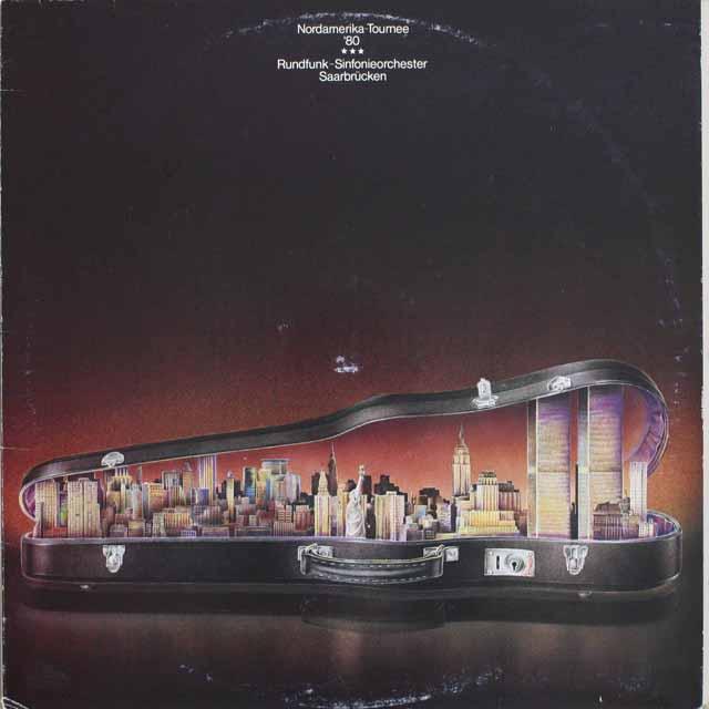 ツェンダーのモーツァルト/交響曲第36番「リンツ」ほか 独SR 3303 LP レコード