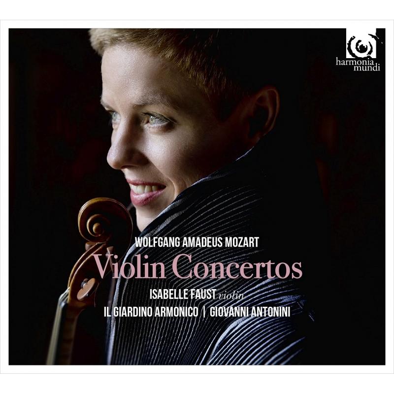 【LP レコード】 ファウストのモーツァルト/ヴァイオリン協奏曲全集 <日本限定発売・限定生産> KKC1136 3LP