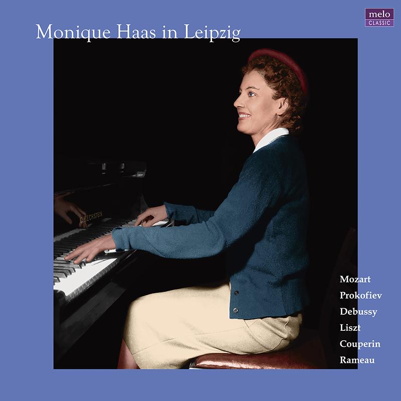 【LPレコード】 モニク・アース・ライプツィヒ・リサイタル <完全限定生産盤> MELOLP009/010 2LP