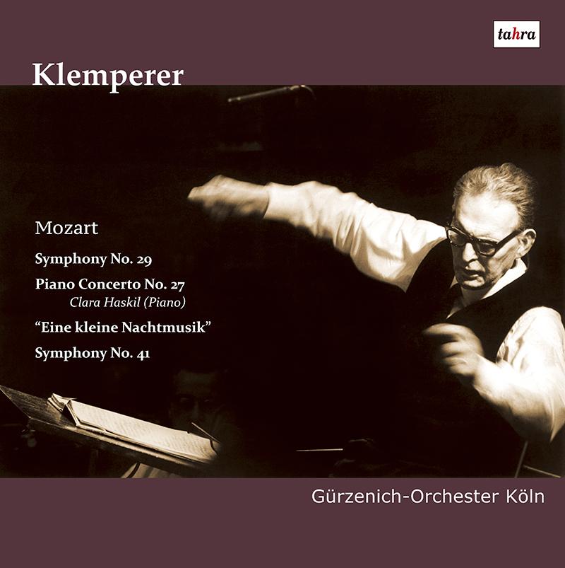 【LP レコード】 クレンペラー&ハスキルのモーツァルト・アーベント <完全限定生産盤> TALTLP053/055 3LP