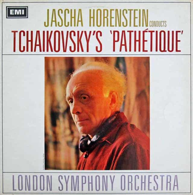 【オリジナル盤】ホーレンシュタインのチャイコフスキー/交響曲第6番「悲愴」  英EMI 3024 LP レコード