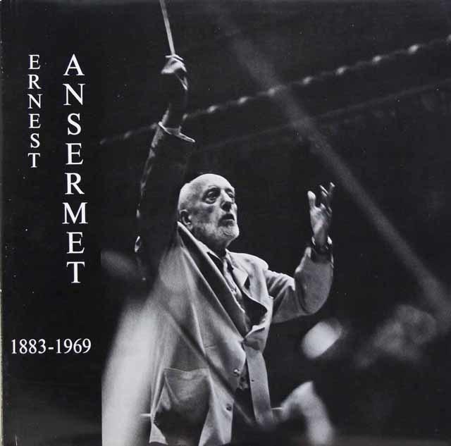 【非売品】アンセルメのシューベルト/「未完成」交響曲ほか スイス・アンセルメ協会 3101 LP レコード