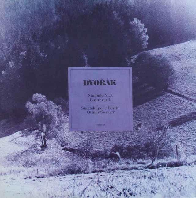 スウィトナーのドヴォルザーク/交響曲第2番 3211 独ETERNA