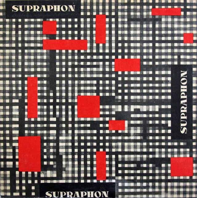 スーク&パネンカのブラームス/ヴァイオリンソナタ第2&3番 チェコSUPRAPHON 3226 LP レコード