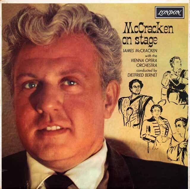 マクラクラン・オン・ステージ 英LONDON 3310 LP レコード
