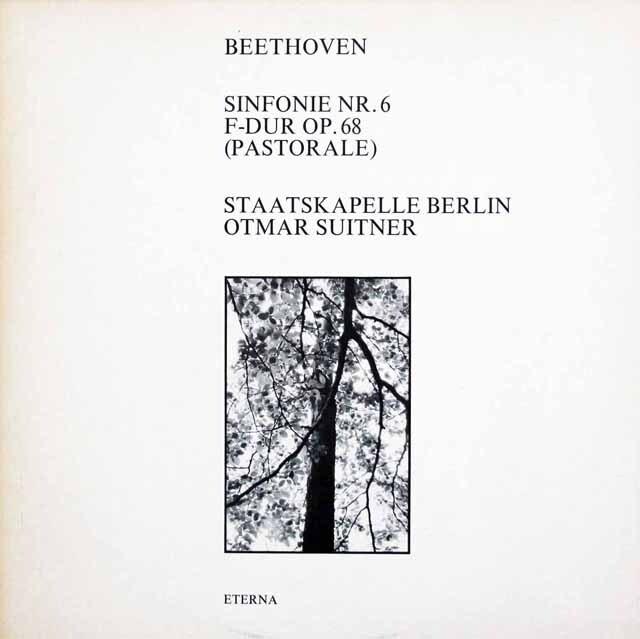 スウィトナーのベートーヴェン/交響曲第6番「田園」 独ETERNA 3324 LP レコード