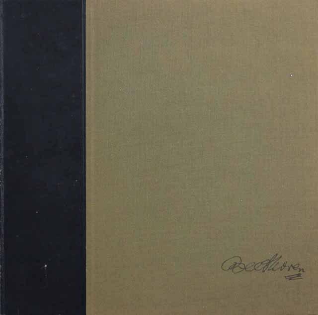 ナヴァラのベートーヴェン/チェロ・ソナタ&変奏曲集 仏La Club Francais du Disque 3324 LP レコード