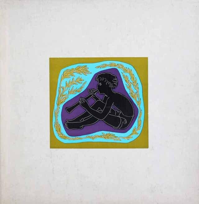 【モノラル】 カラヤン、ゴッピのヴェルディ/「ファルスタッフ」全曲 英Columbia 3327 LP レコード