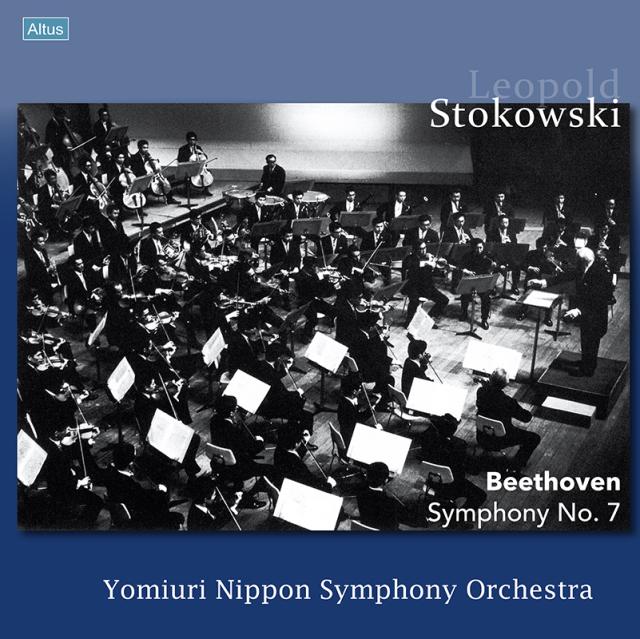 【LP レコード/45回転盤】 ストコフスキー初来日1965年読響ステレオ・ライヴ <完全限定生産盤> ALTLP 141/142 2LP