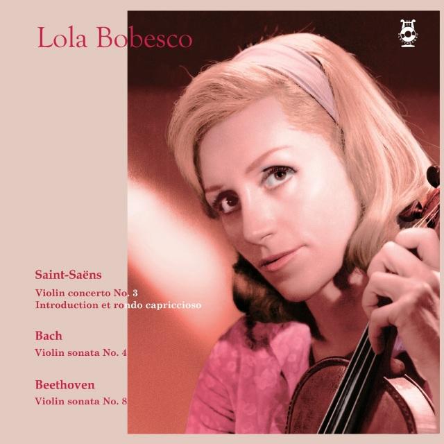 【LPレコード】 ローラ・ボベスコ ルーマニア・エレクトレコード録音全集1(ステレオ編) <完全限定生産盤> ELECTLP001/002 2LP